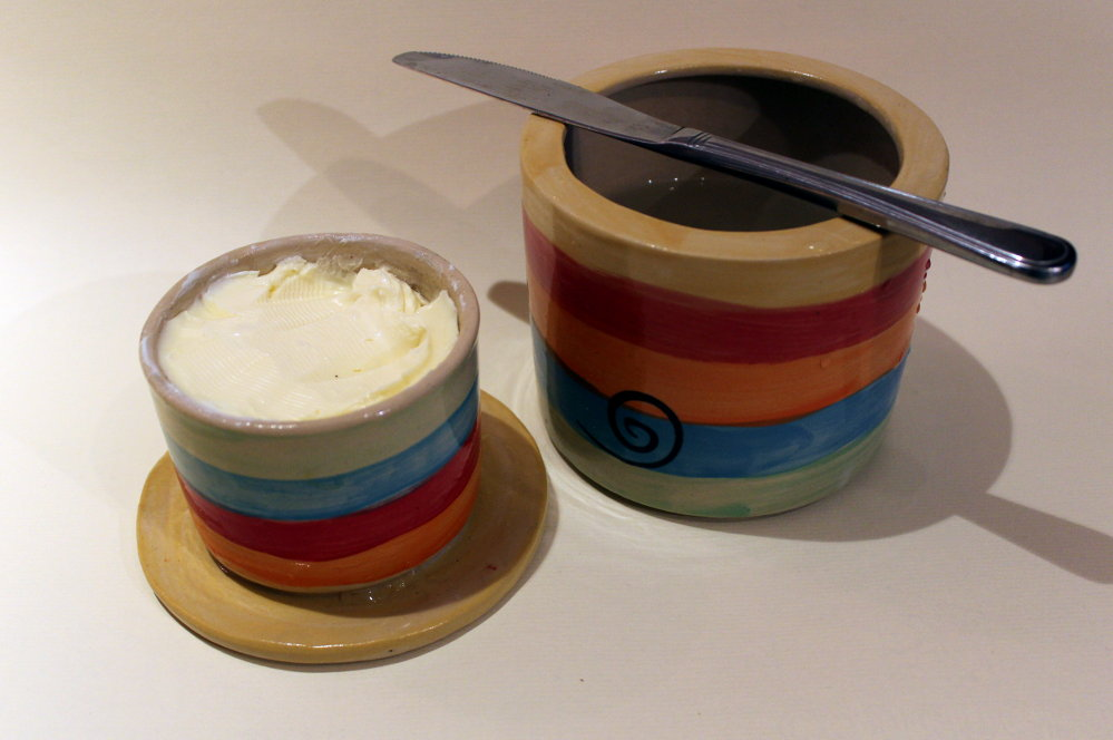 Kühlschrank Butterdose : Französische butterdose aus keramik das samstagsfrühstück