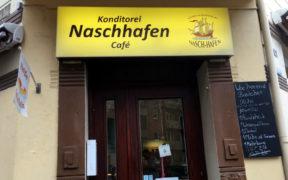 Der Eingang zum Naschhafen Hamburg